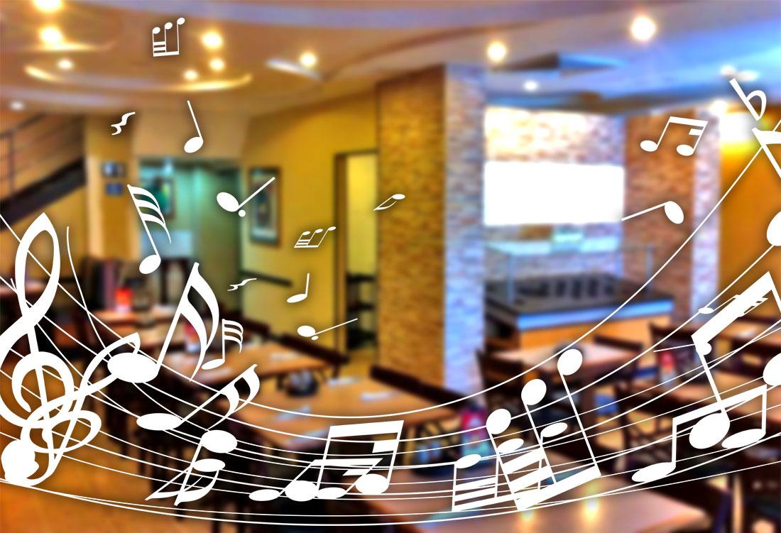 Sistema de programación musical para restaurantes