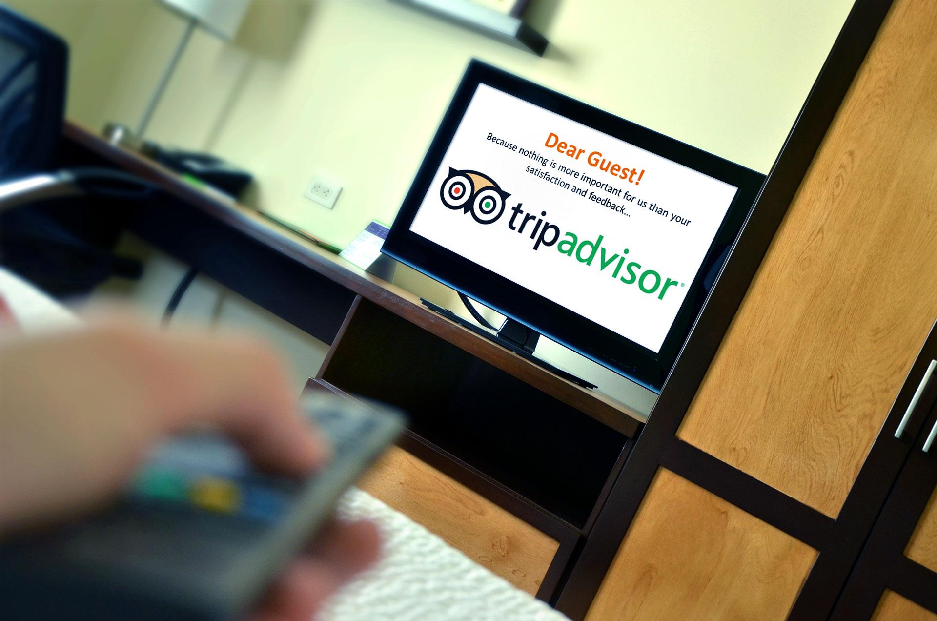 Canal interno de comunicación en hoteles