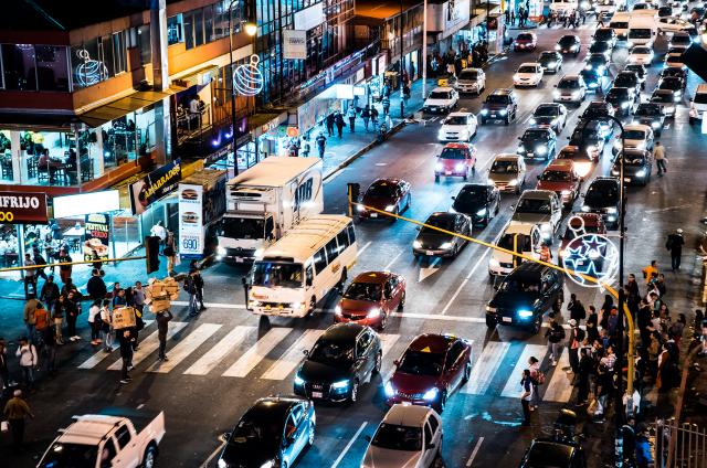 La señalización digital, un aliado en las carreteras
