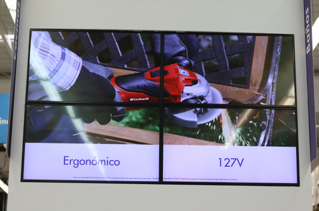 Video Walls Reinando en Marketing Digital